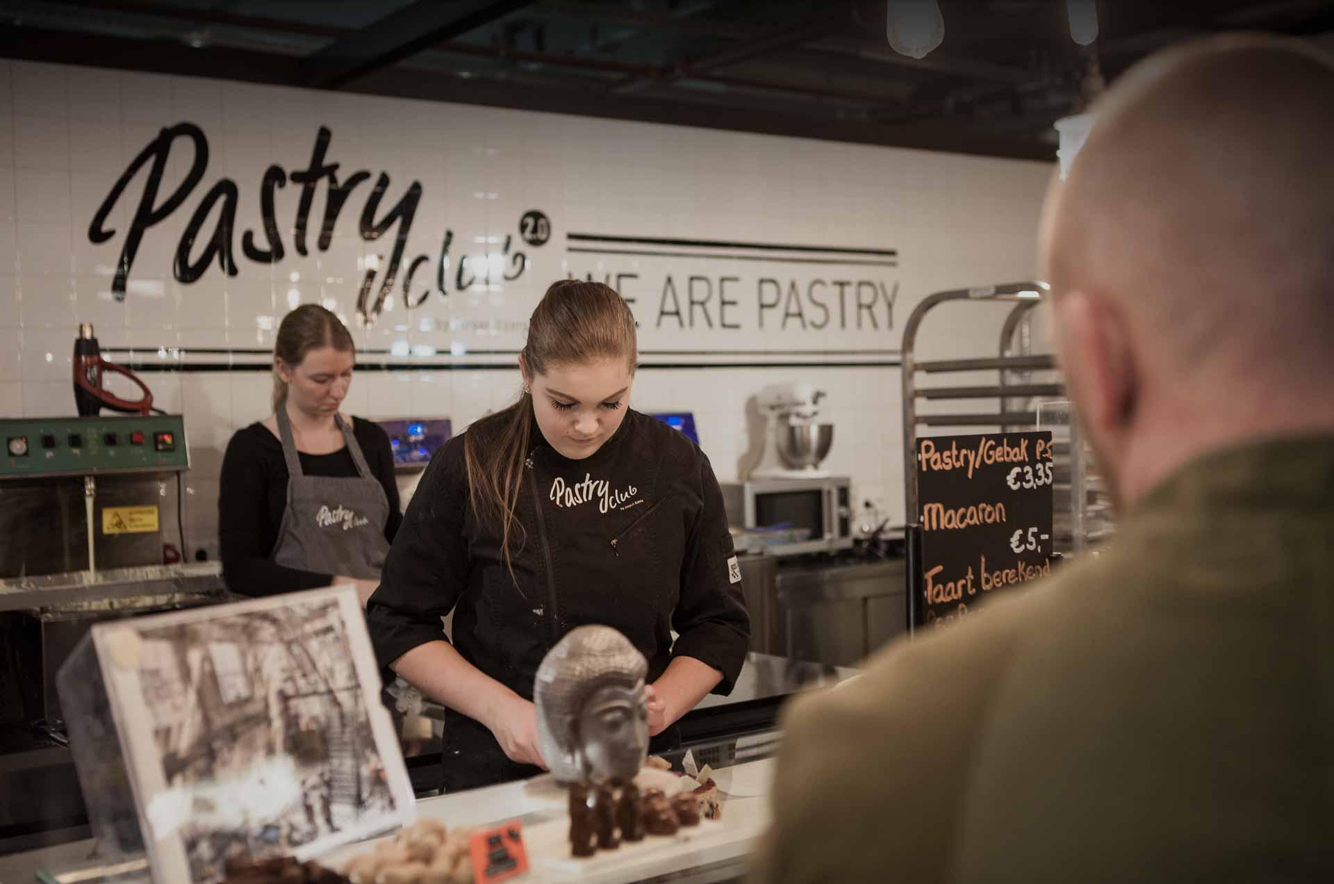 Pastryclub 2.0 Vershal Het Veem Eindhoven